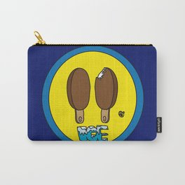 Icecream Smiley Carry-All Pouch