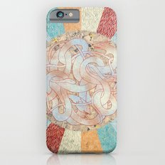 the fox and the snake Slim Case iPhone 6s