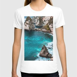 Wave Series Photograph No. 7 - Ocean Paradise T-shirt
