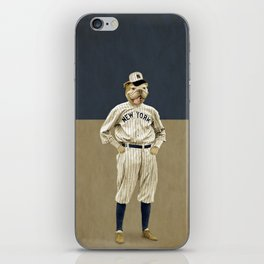 Into the Bullpen iPhone Skin