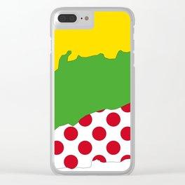 TOUR DE FRANCE Clear iPhone Case