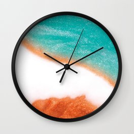 Gemstone_December_Turquoise_A Wall Clock