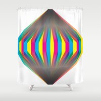 transparent Shower Curtains featuring transparent by Anthony Liptak