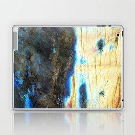 Labradorite Crystal Laptop & iPad Skin