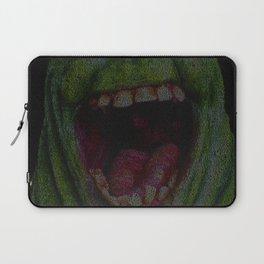 Slimer: Ghostbusters Screenplay Print Laptop Sleeve
