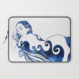 Water Nymph III Laptop Sleeve