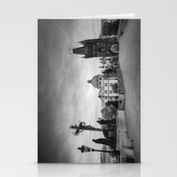 prague Stationery Cards featuring Prague by Johannes Valkama