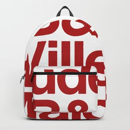 A Little Life Book Backpack