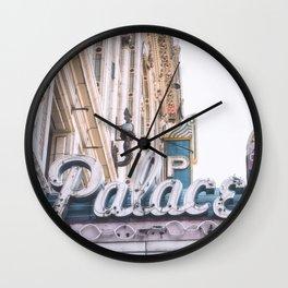 Palace Theatre Wall Clock