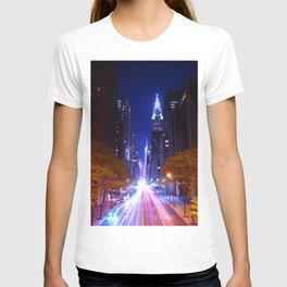 New York Night Life T-shirt