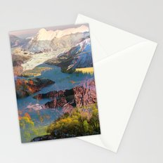 Untitled 20140417o (Landscape) Stationery Cards