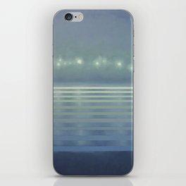 Foggy Lagoon iPhone Skin