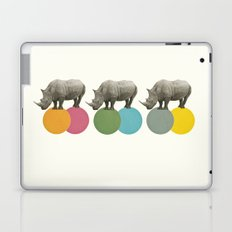 Rambling Rhinos Laptop & iPad Skin
