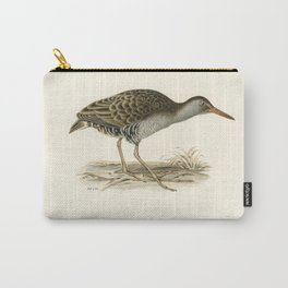 Great black-backed gull (Larus Marinus) illustrated by the von Wright brothers Carry-All Pouch