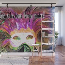 Let the Good Times Roll ( Laissez les bons temps rouler) Wall Mural