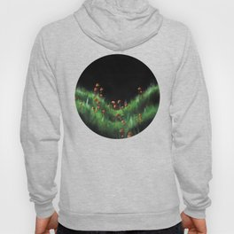 Meadow with Mushrooms and Moss: The Nude Hoody