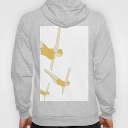 Synchronized Swimmers Hoody