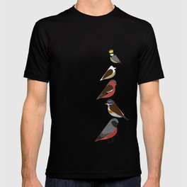 Bird Tower T-shirt