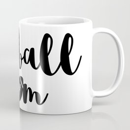Football Mom Coffee Mug