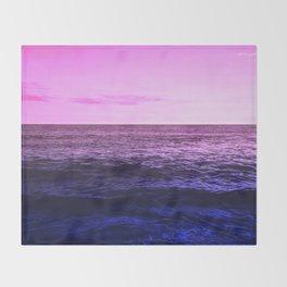 Bi Pride Throw Blanket