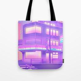 Konbini Nights Tote Bag