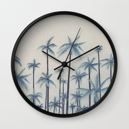 Palm Beach Wall Clock