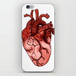 The Heart iPhone Skin