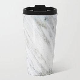 Carrara Italian Marble Travel Mug
