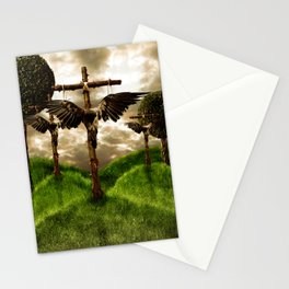 Resurrection Failed Stationery Cards