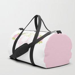 Motherhood Duffle Bag