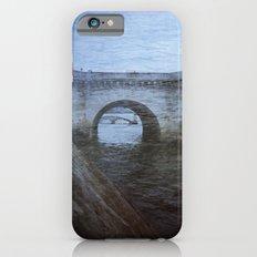 Paris Bridge & Seine Holga Double Exposure Slim Case iPhone 6s