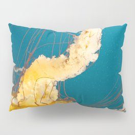 Pacific Sea Nettle Jellyfish I Pillow Sham