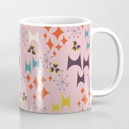 Deviled Starbursts Pink Coffee Mug