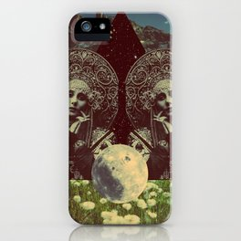 Inward iPhone Case