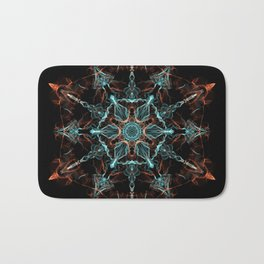 Substance of the Universe Mandala Bath Mat