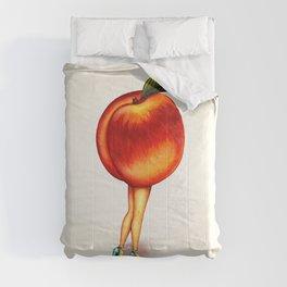 Peach Girl Comforters