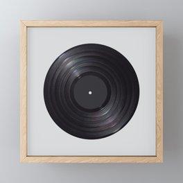 Vinyl Framed Mini Art Print