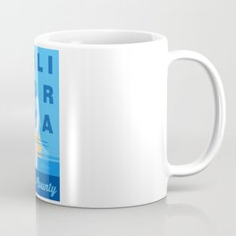 Orange County - California. Coffee Mug