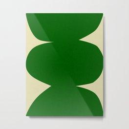 Abstract-w Metal Print