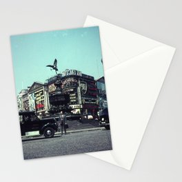 Piccadilly Circus 1961 Stationery Cards