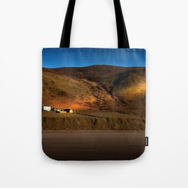 The Old Rectory at Rhossili Tote Bag