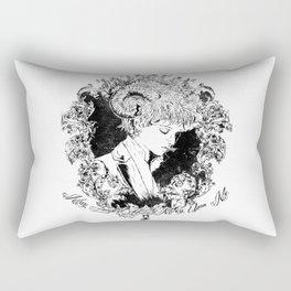 Believe the Dogma - Virgin'Suicide Rectangular Pillow