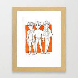 Robert [3] Framed Art Print