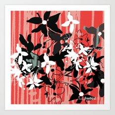 Chaparral Art Print