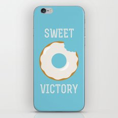 Sweet Victory (Better Known as a Donut) iPhone & iPod Skin