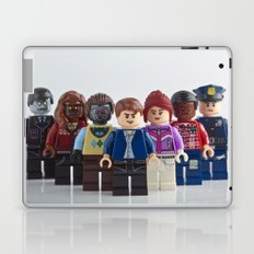 The cast of NBC's Grimm Laptop & iPad Skin