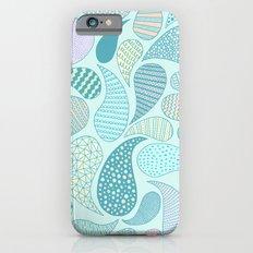 Pastel Paisley iPhone 6s Slim Case