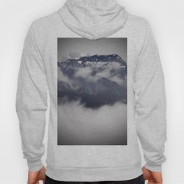 Cold Columbia Gorge Morning Staring Into Washington's Mountains Hoody