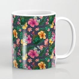 Shrunken Head Hawaiian Paradise Coffee Mug