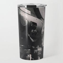 Vintage Movie Camera Travel Mug